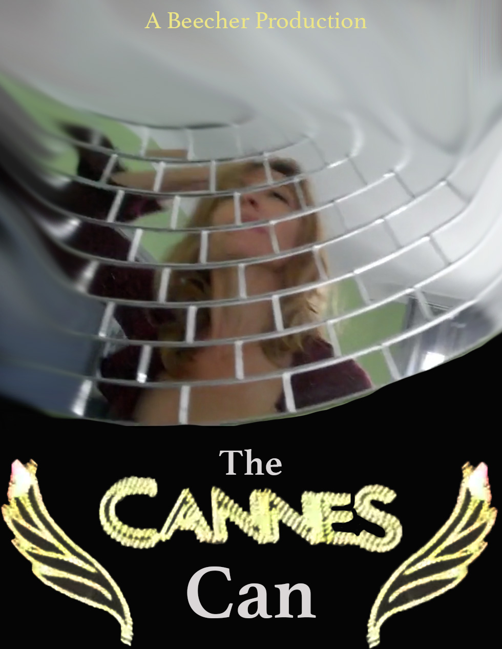 the cannes can poster